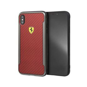 On Track Hard Case For iPhone X / XS -Red