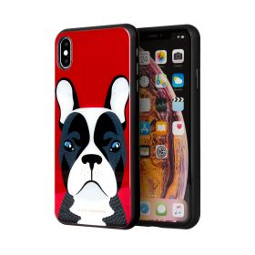 Case Ringmaster For iPhone XS Max - Red