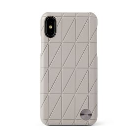 Holdit - Tokyo Frame - Phone Case for iPhone XS Max - Taupe