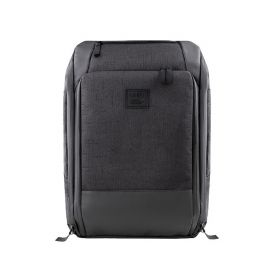Crusader Travel Backpack - Black