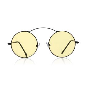 Metro Flat - Yellow/Black Sunglasses
