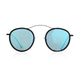 Metro 2 - Blue Mirror Sunglasses