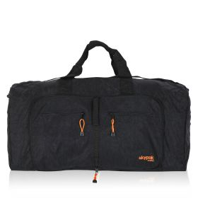 Skypak Large Folding Travel Bag - Black