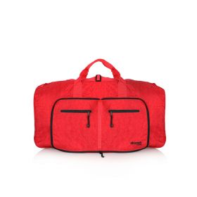 Skypak On Board Folding Travel Bag - Red