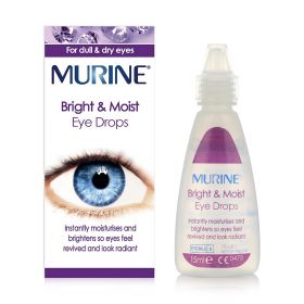 Bright & Moist Eye Drops - 15ml