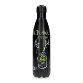 Charcoal Edition Lemonade Bottle - 750ml