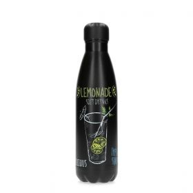 Charcoal Edition Lemonade Bottle - 500ml