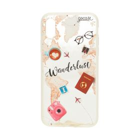Wanderlust Phone Case - iPhone X/Xs