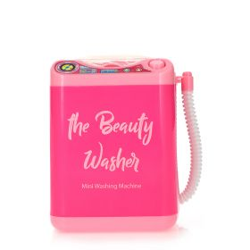 Mini Brush Washing Machine - Pink