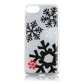 Gooey - Snowflakes White phone case - iPhone 6S, 7, 8