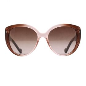 Liu Jo  Brown & Rose Sunglasses