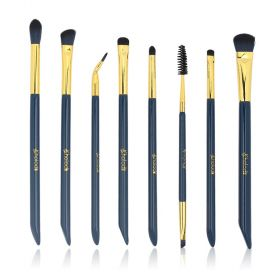 Dr.Kholoudi - Makeup Brushes For Eyes - 8Pcs
