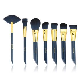 Dr.Kholoudi - Makeup Brushes For Face - 7Pcs
