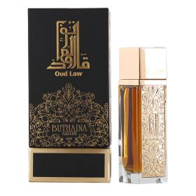 Buthaina Alraisi - Oud Law Perfume - 50ml
