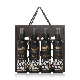 Dar Al Noor -  Rshoush Brown Box - 4 pcs