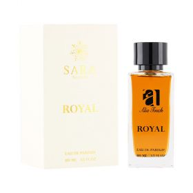 Alia Touch - Royal Smoked Oud & Leather Oud 110ml - Unisex