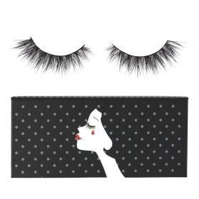 Nora Bo Awadh 3D Mink lashes - Style H
