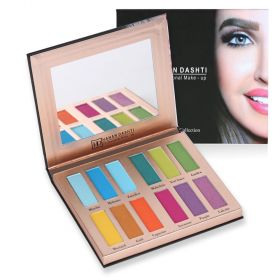 Hanan Dashti Make Up HD Day Collection 2 Eyeshadow Palette