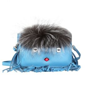 Tchi Tchi - Liny Messenger Blue bag
