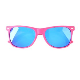 Koot Rubber Flexi Polarized Pink and Blue Sunglasses - Kids