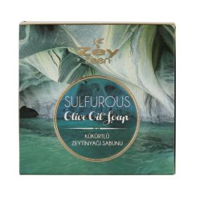 Zeyteen Spa Sulfurious Soap - 100 gm