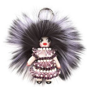 Tchi Tchi - Elegant Diva Light Purple Companion Doll