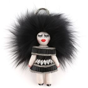Tchi Tchi - Dreamy Selena Black Companion Doll