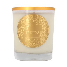 Nicolai Bougie Candle Encens - 190g