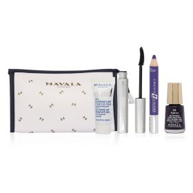 Mavala - Ultra Voilet Make-up Pouch With Products