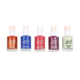 Ulta3 Nail Polish Colorful Collection