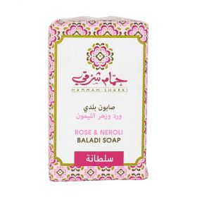 Baladi Soap Rose & Neroli - 150g