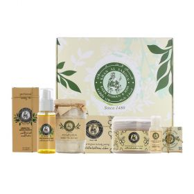 Khan Al Saboun Organic Green Tea Set