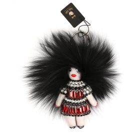Tchi Tchi - Anna Diva  Red Magma & Moonlight & Black Bag Charm