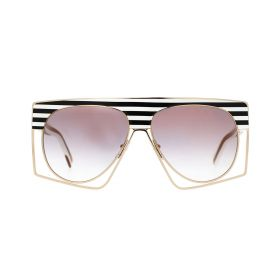 Marc 312/S - Gradient Gold Sunglasses
