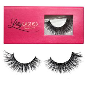 Lilly Lashes The Luxury Collection Lashes - Lush