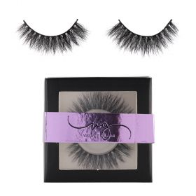 Velvet Glam Luxury Eyelashes - M 9