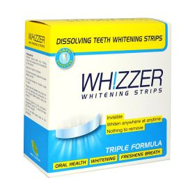 Whizzer Dissolving Teeth Whitening Strips