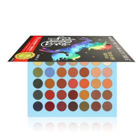 Fairy Tales Eyeshadow Palette - 35 Colours - Book 3