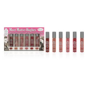 Meet Matte Hughes Mini Lipstick Kit - 6pcs
