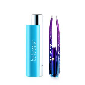 Diamond Dust Illuminating Tweezer - Blue Mermaid