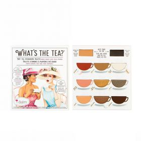 What's the Tea? Hot Tea Eyeshadow Palette - 11 Shade