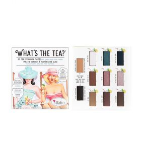 What's the Tea? IceTea Eyeshadow Palette - 11 Shade