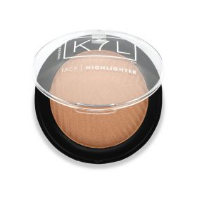 Face Highlighter Powder - Gold