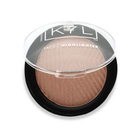 Face Highlighter Powder - Rose Gold