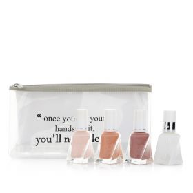 Gel Couture Nude Mood Set - 3 pcs + 1 Free