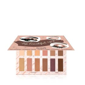 Big Beautiul Eyes Eyeshadow Palette - 12 Shades