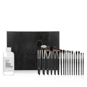 Waad Al-Turki Brush Set - 19 Pcs