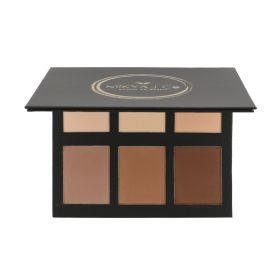 Highlight & Contour Palette - 6 Shades