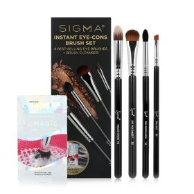 Instant Eye-Cons Brush Set - 5 Pcs