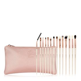 Eye Professional Brushes Set - 14 pcs